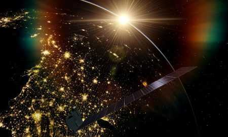 Starlink satelitu interneta testi