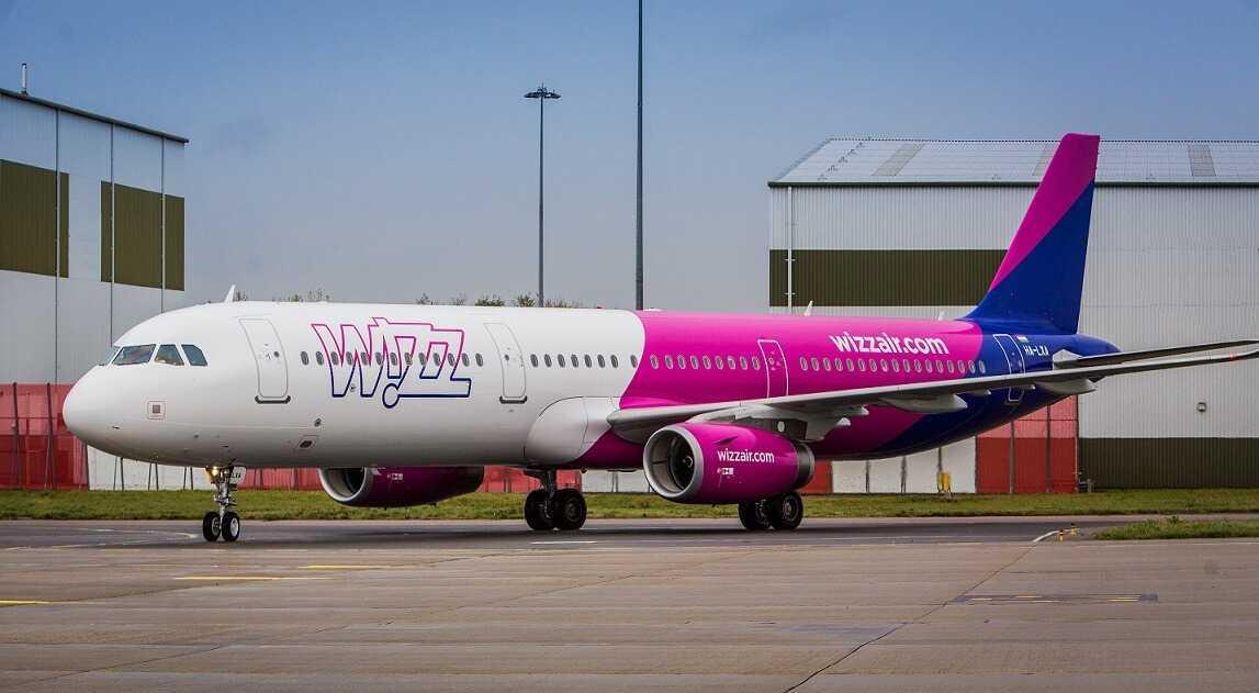 Rīgā paplašināta Wizz Air bāze