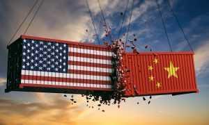 ASV un Kinas konflikts