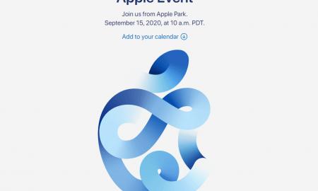 Apple pasākums 2020