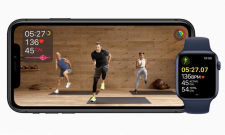 Serviss Apple Fitness+