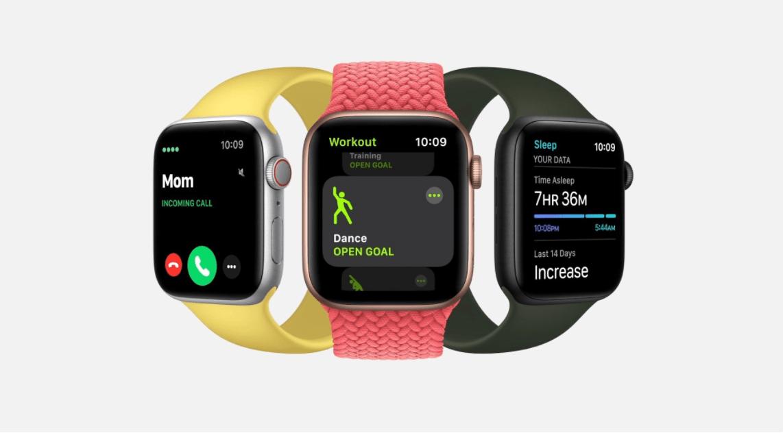 Viedpulkstenis Apple Watch SE alternativa Series 6