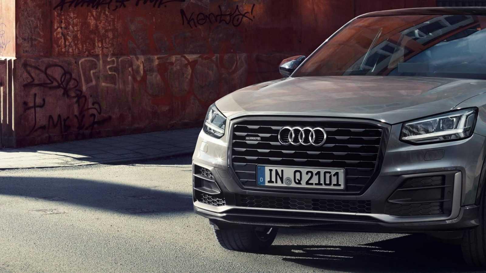 Audi Q2 eksterjers