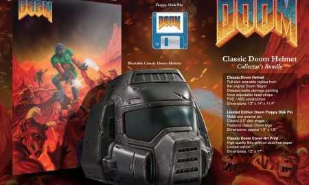 Sejas maska Doom