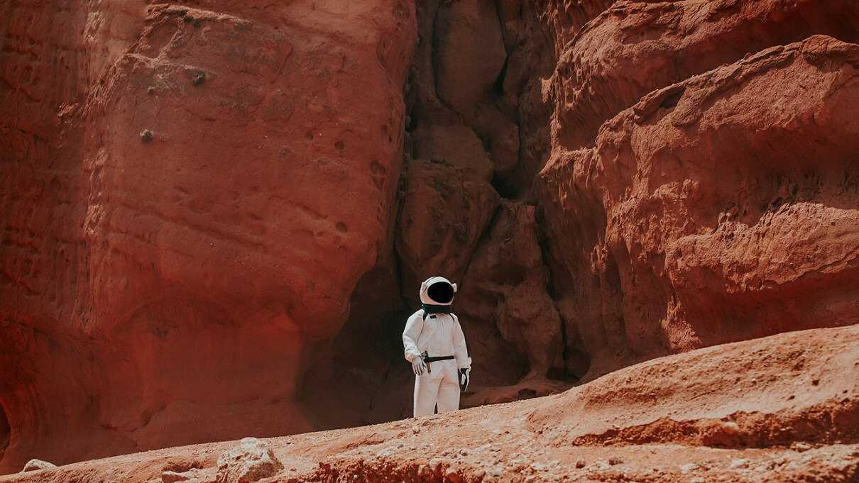 Dzive uz Marsa