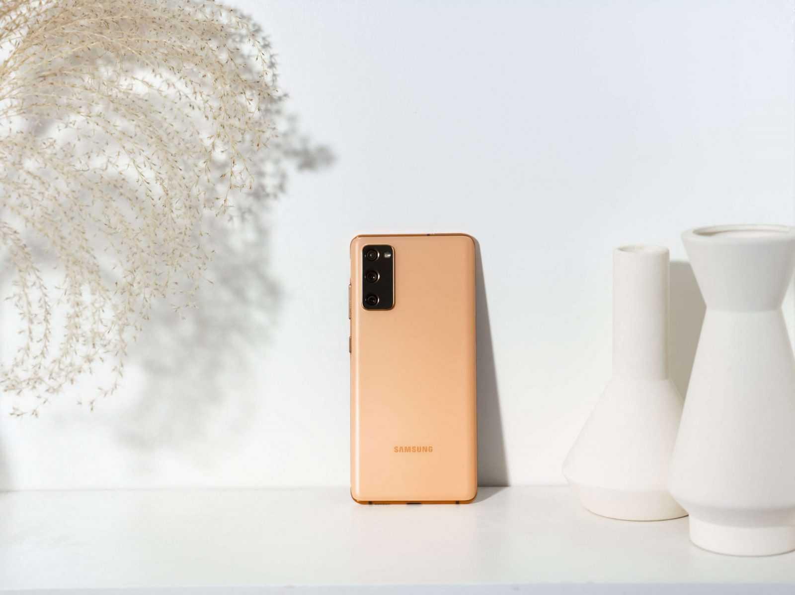 Samsung prezentē Galaxy S20 FE modeli - ar fanu iecienītākajām funkcijām par pieejamu cenu
