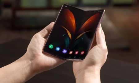 Prezentēts jaunais viedtelefons Galaxy Z Fold2