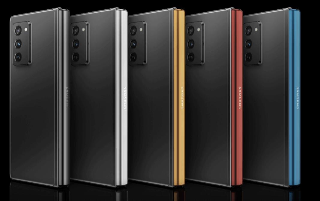 Galaxy Z Fold2 6