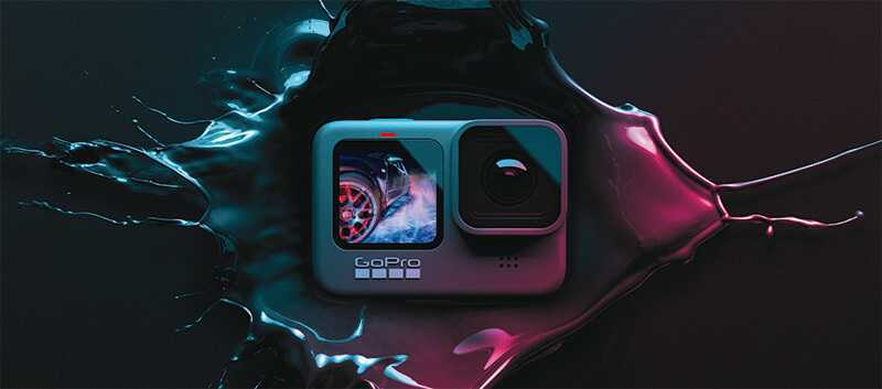 Videokamera GoPro Hero9 Black