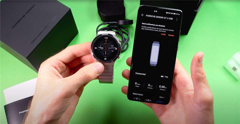 Huawei Watch GT2 Pro Foto 2