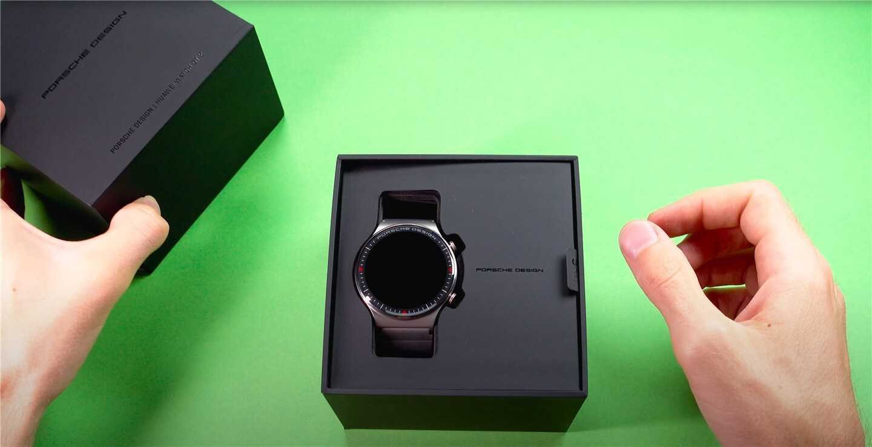 Huawei Watch GT2 Pro Foto
