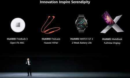 Huawei starptautiski prezentē sešus jaunus produktus ar inovatīvām funkcijām