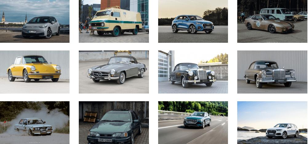 """VW ID.3"""" pirmizrāde, bruņotais RAF un citi iespaidīgi spēkrati jau šonedēļ """"Auto 2020"""" speciālizlaidumā Ķīpsalā"""