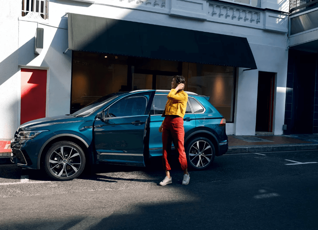 Populārākais Volkswagen modelis atjaunināts - jaunais Tiguan tagad pieejams pasūtījumiem