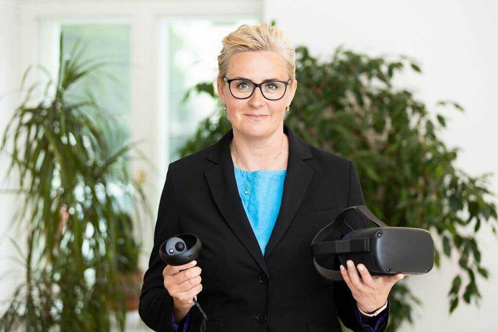 Personālvadībā ienāk virtuālā realitāte