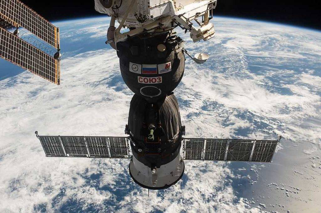 Kosmosa kugis Sojuz