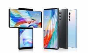 LG Electronics šodien prezentē pirmo LG WING viedtālruni