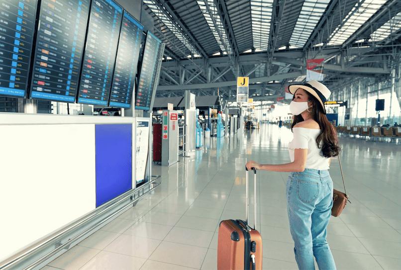 Lidojumu brīvība atgriežas – kā tehnoloģijas palīdz lidostās kontrolēt Covid-19 izplatību