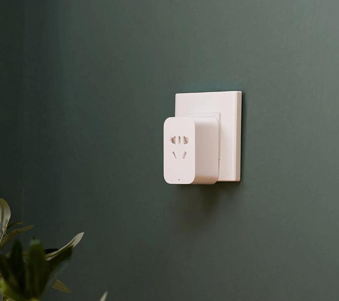 Gudrā rozete Mijia-Smart-Socket-2-Bluetooth-Gateway-2