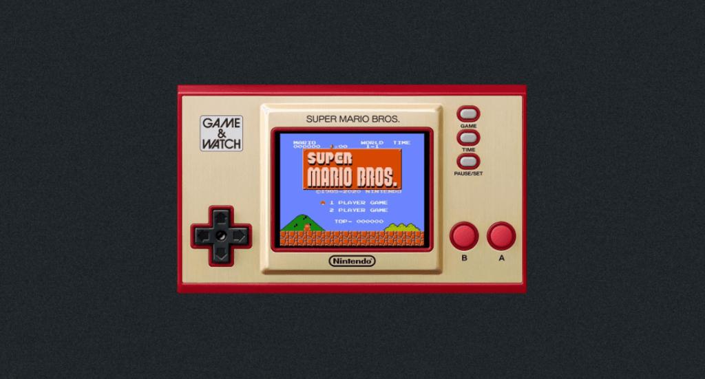 Nintendo spēļu konsole 2020