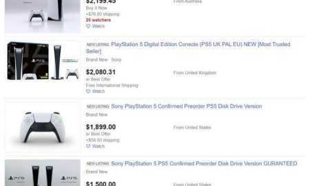 Cik maksā PlayStation 5 ebay
