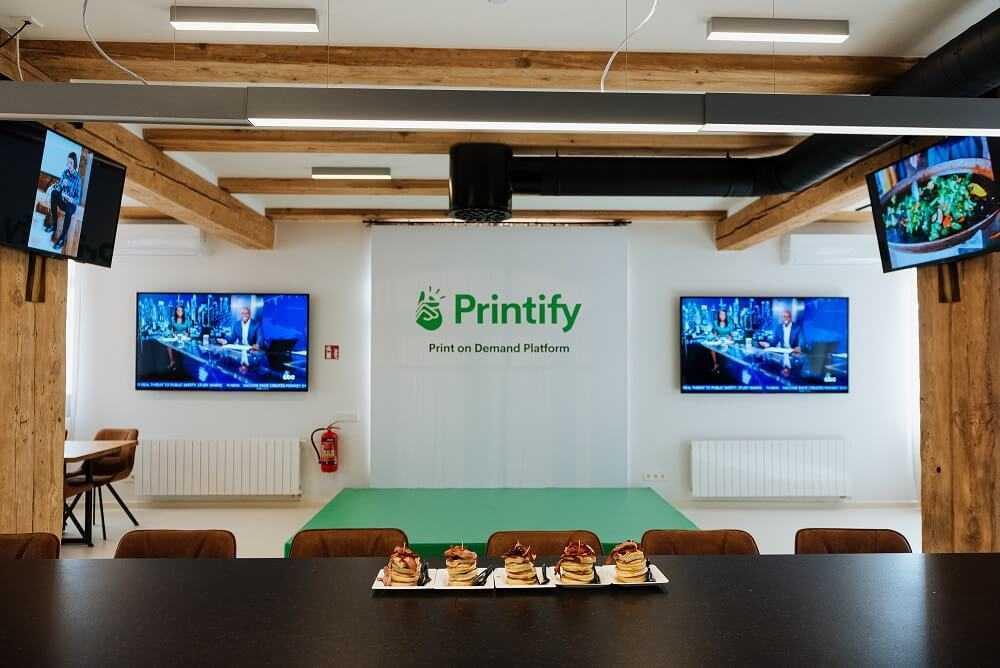 Printify atklāj uzņēmuma jauno ēku Spīķeru kvartālā