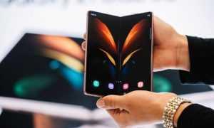 Transformējams viedtālrunis: Samsung Galaxy Z Fold2 5G nonāk tirdzniecībā