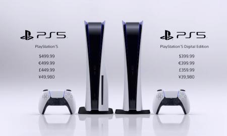 Sony paziņo PlayStation 5 cenu un izlaišanas datumu