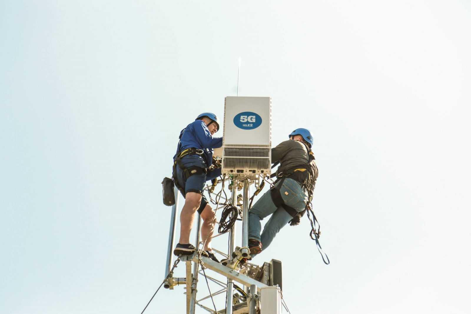 Tele2 iedarbina vēl divas 5G bāzes stacijas - Jūrmalā un Valmierā