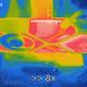 Videokarte GeForce RTX 3080 dīkstāves un slodzes režīmā (Video)