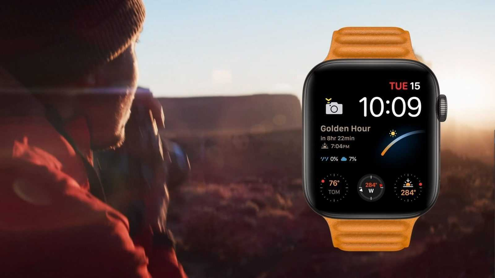 Viedpulkstenis Apple Watch Series 6 2020