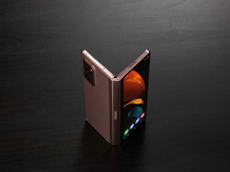 Samsung Galaxy Z Fold2 5G Baltijas valstu veikalu plauktos parādīsies no 18. septembra