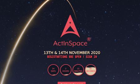 "Interesenti aicināti pieteikties kosmosa tehnoloģiju hakatonā ""Act In Space"