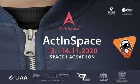 «Act In Space» Latvijas fināls