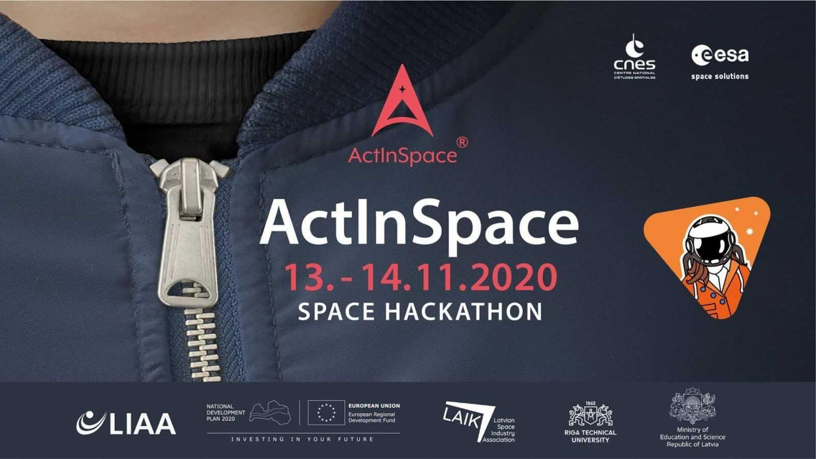 Act In Space Latvijas finals