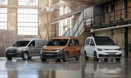 Jaunais Volkswagen Caddy 5