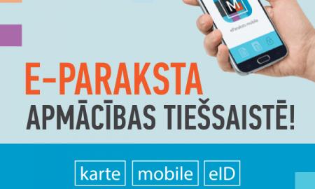 """""""Dienas bez rindām"""" ietvaros tiks organizēts vebinārs par e-paraksta lietošanu"""