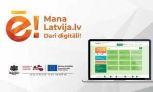 """Programmas """"Mana Latvija.lv. Dari digitāli!"""" laikā portāla Latvija.lv lietotāju skaits audzis par teju 40%"""