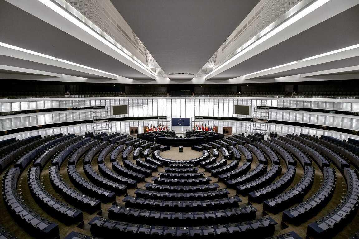 Eiropas parlaments MI noteikumi