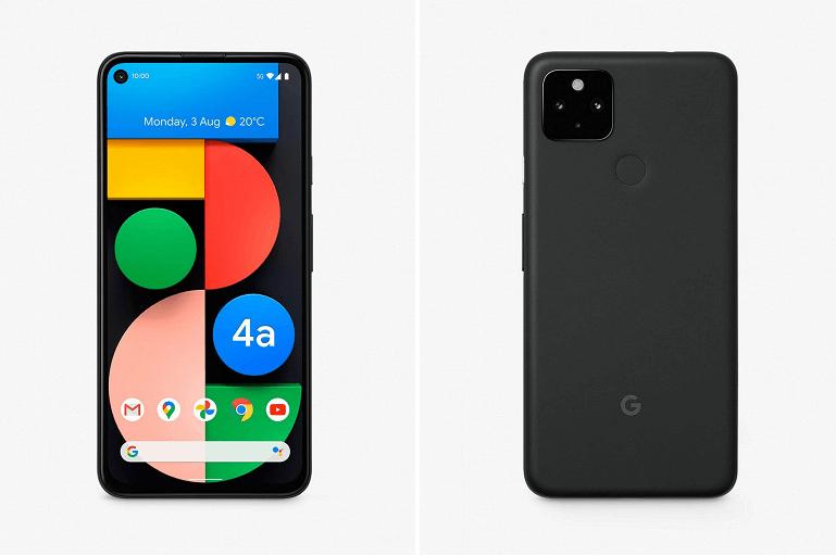 Viedtelefons Google Pixel 4a 5G