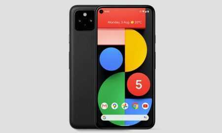 Viedtelefons Google Pixel 5