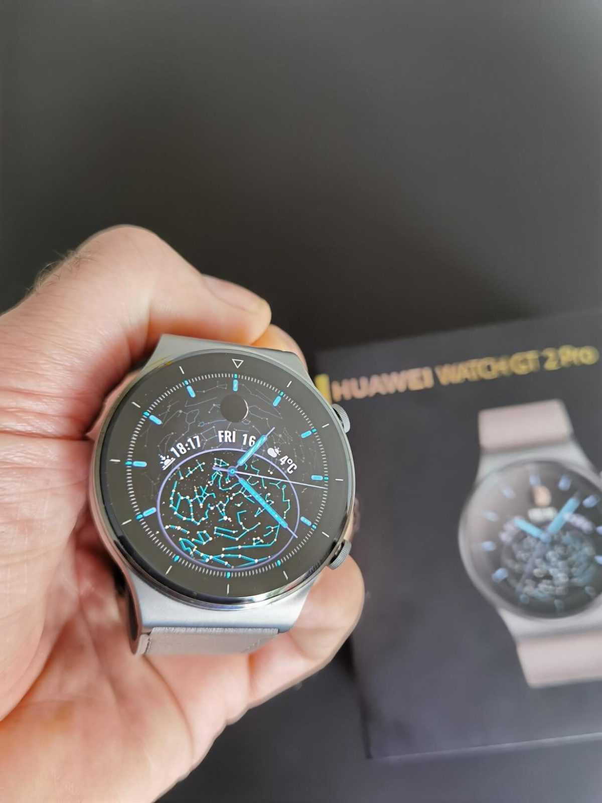 Huawei Watch GT2 atjauninājums koncentrējas uz augstas kvalitātes materiāliem