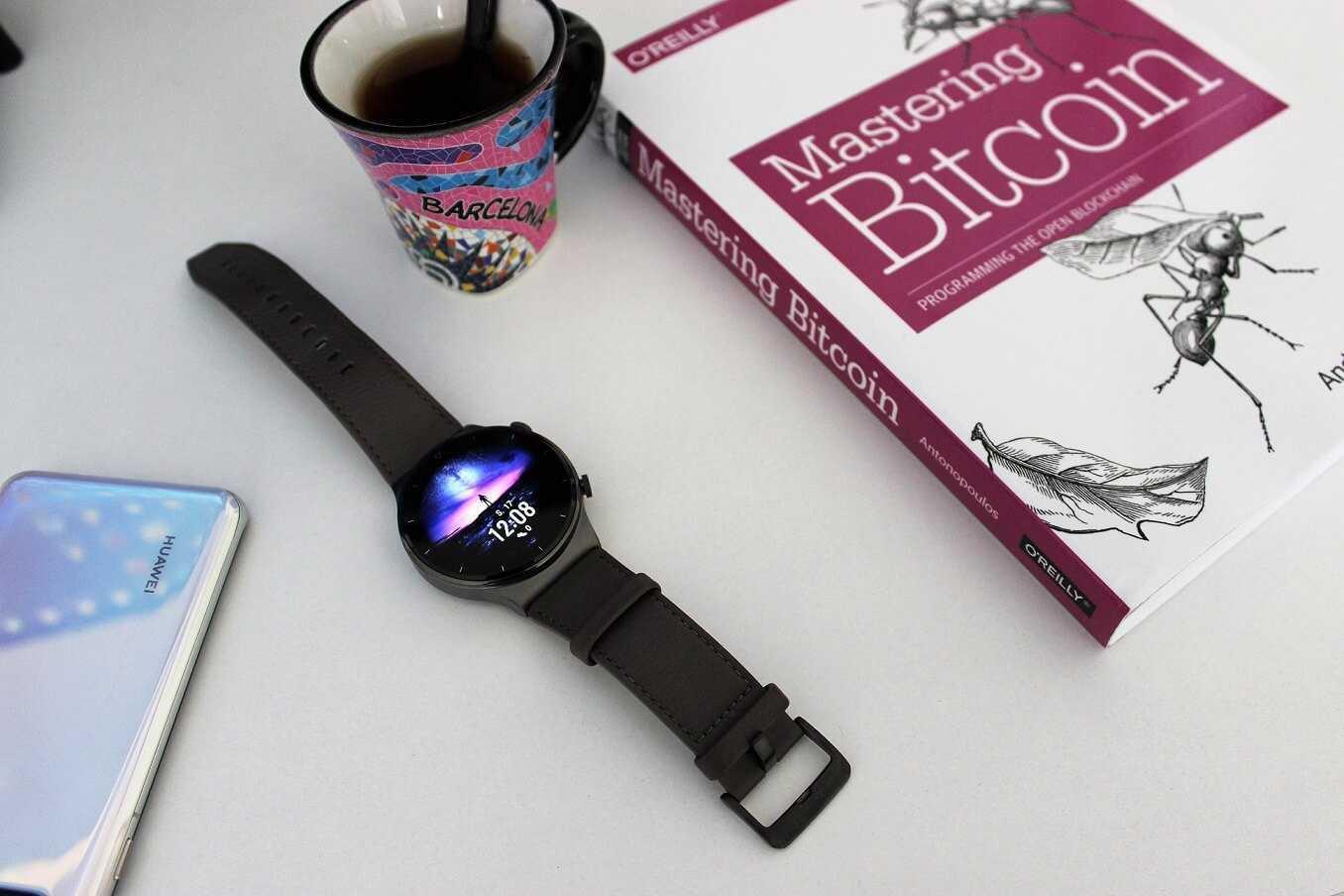 Huawei Watch GT 2 Pro apskats 2020
