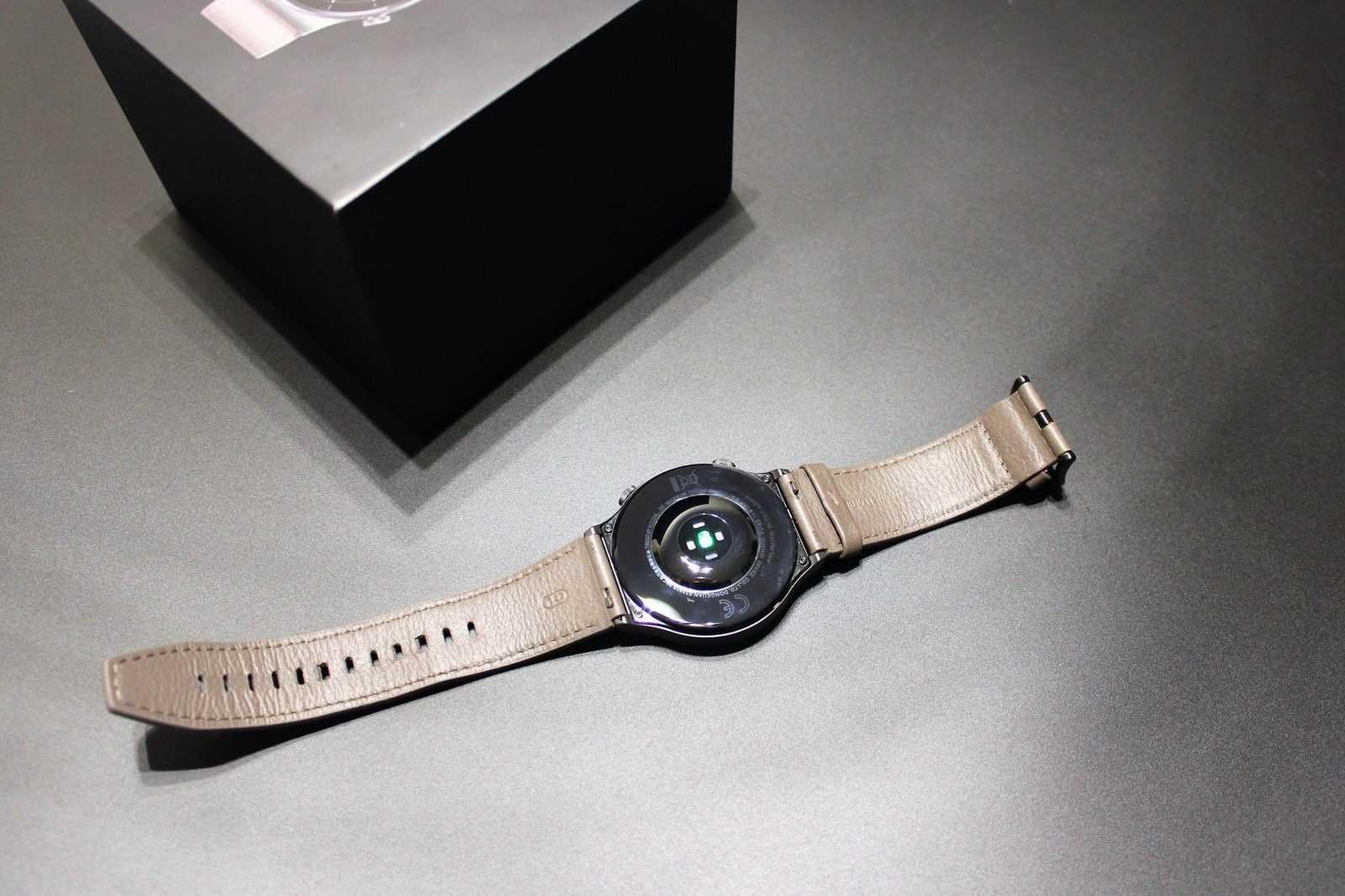 Huawei Watch GT 2 Pro sensori