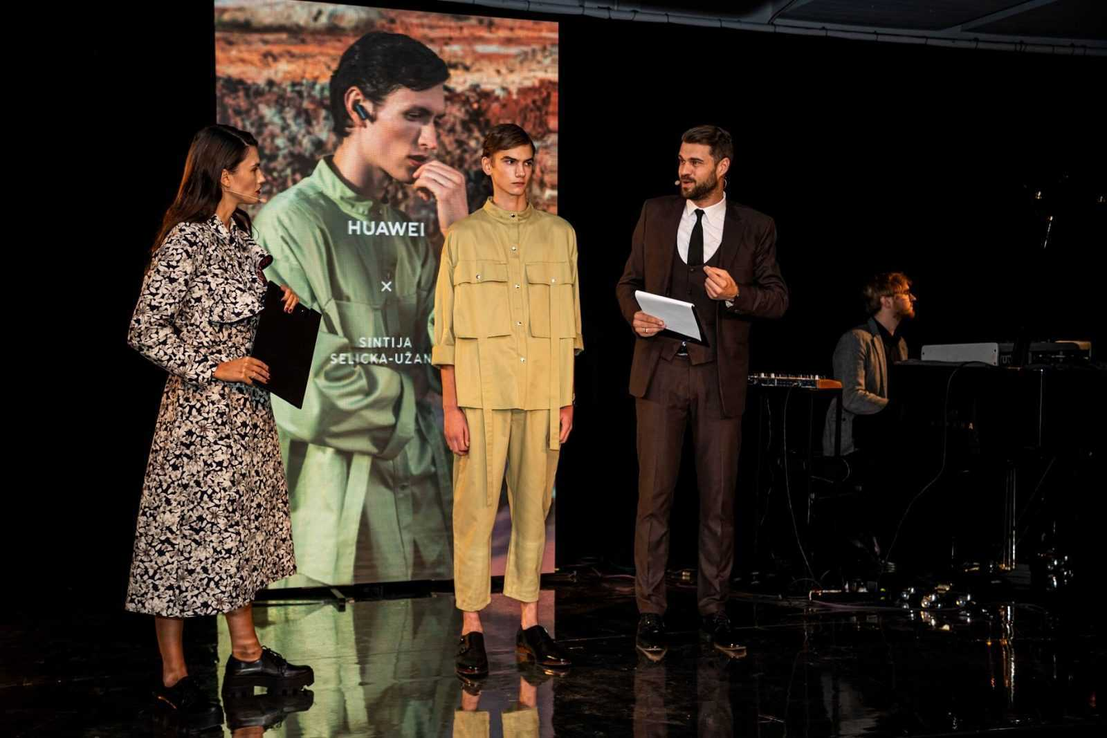 Stiliste Sintija Selicka-Užane apvieno tehnoloģijas ar modi, atklājot mūsdienīga vīrieša stila kodu