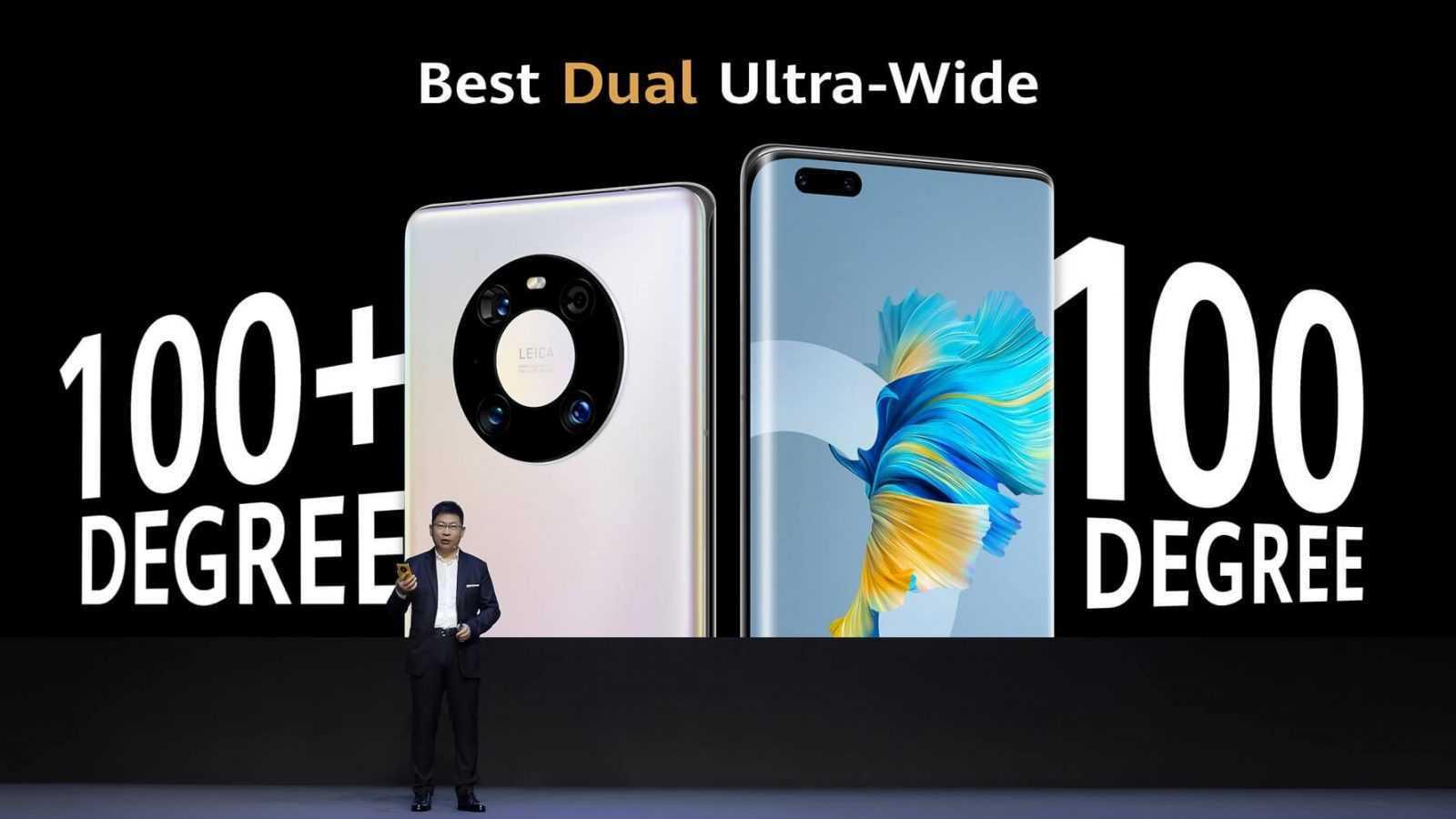 Huawei jauniem viedtalruniem – Mate 40 Pro un Mate 40 Pro plus 3