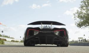 Spoerta auto Lotus Evija Video