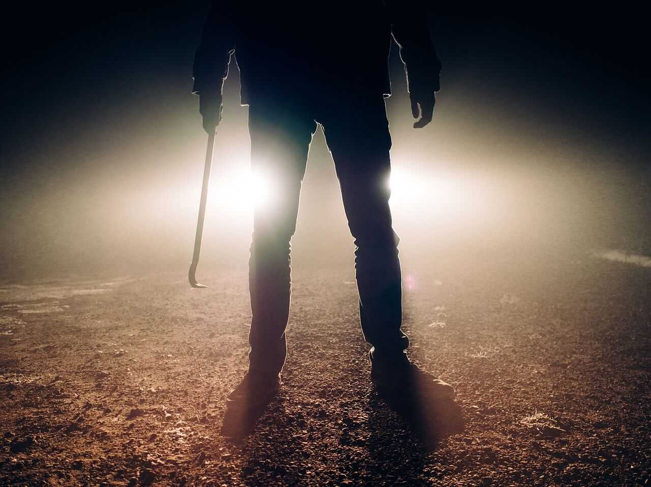 Valsts policija novērsusi divu personu nolaupīšanas un slepkavības