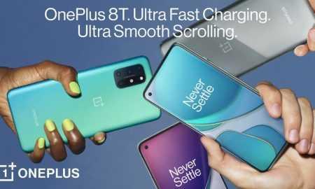OnePlus izziņo OnePlus 8T flagmaņa viedtālruni