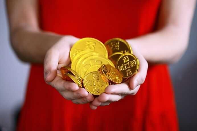 Pieprasijums pec zelta monetam